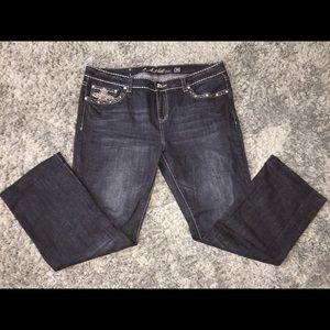 L.A. idol Jeans - L.A Idol USA JUNIORS PLUS SIZE jeans